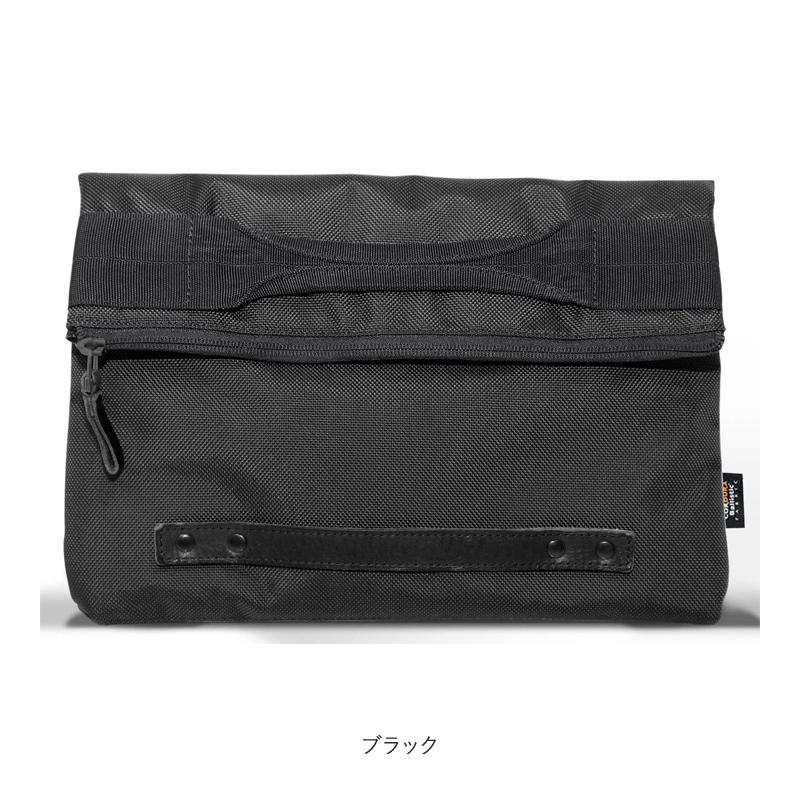 koshi[コシ] 防弾チョッキのナイロン製 クラッチバッグ