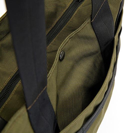 saifB[セイフ・ビー]防弾チョッキのナイロン製 ビジネストート