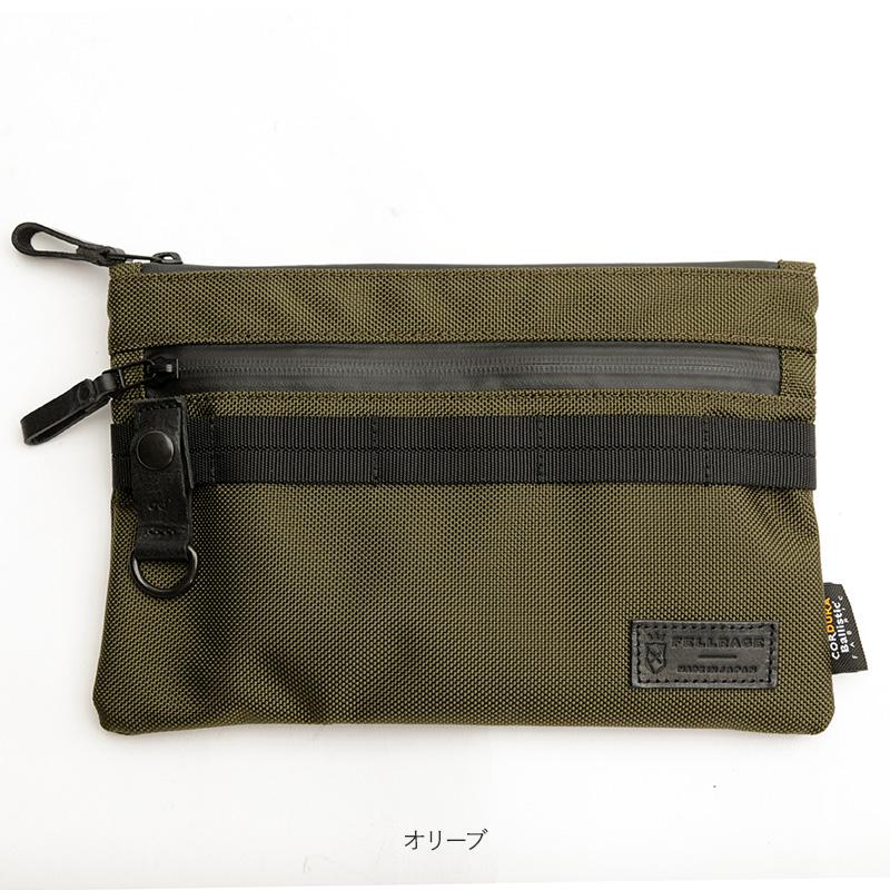 tyoi[チョイ] 防弾チョッキの素材製 サコッシュ