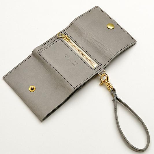 ricchyM[リッチーM] 瀬戸内レザー製 小さい財布