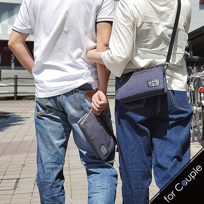 ショルダーバッグ サコッシュ セカンドバッグ メンズ レディース 軽量 街持ち 普段使い アウトドア KBN33725 モビーズ Mobby's