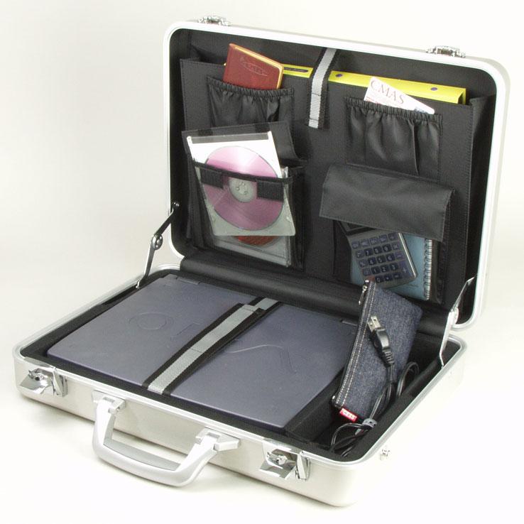 アタッシュケース アルミアタッシュ ビジネスバッグ 営業鞄 メンズ A3ファイル PC対応 アルミ ノート シルバー KBN21198 ブロンプトン BROMPTON 送料無料