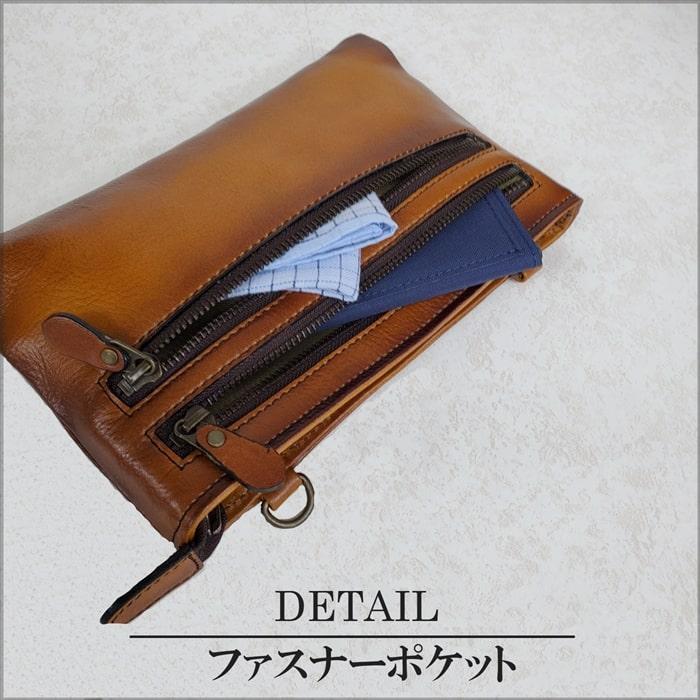 レザーバッグ ショルダーバッグ 日本製 豊岡製鞄 牛革 本革 メンズ 街持ち 旅行  チョコ KBN01016 サドル SADDLE