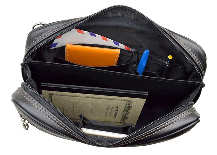 セカンドバッグ セカンドポーチ 日本製 豊岡製鞄 メンズ A5 ウエット KBN25622 クレイドルリバー CRADLE RIVER