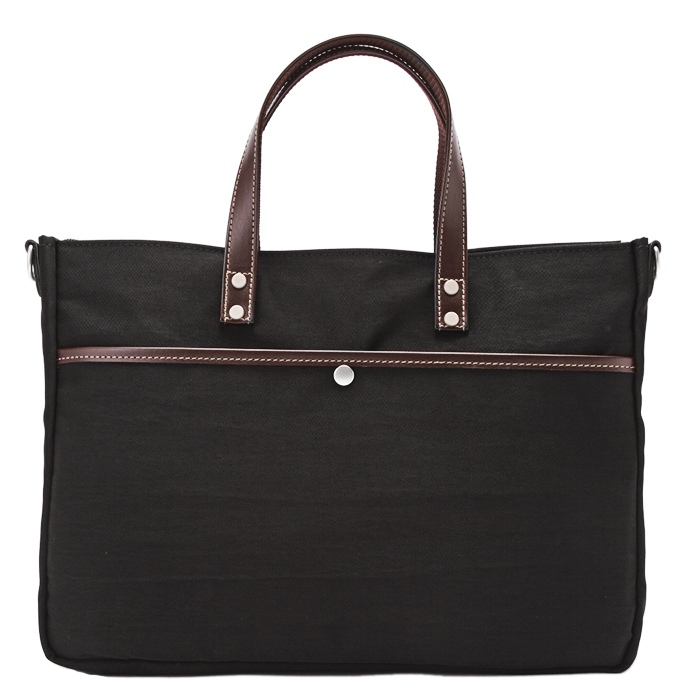 トートバッグ ブリーフケース ビジネスバッグ 日本製 豊岡製鞄 A4ファイル メンズ 軽量 横型 2way 手提げ 旅行 通勤 通学 習い事 KBN26654 ブロンプトン BROMPTON 送料無料