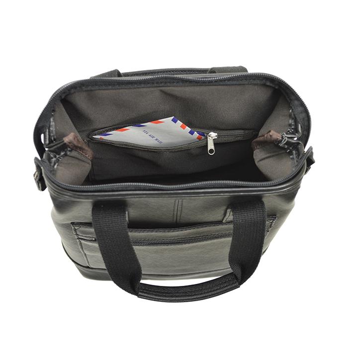ショルダーバッグ メンズ A4 軽量 シンプル フォーマル 角シボ 3WAY KBN33695 ハミルトン HAMILTON