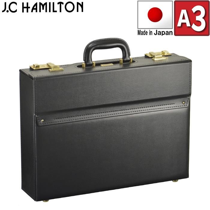 フライトケース パイロットケース 日本製 豊岡製鞄 KBN20041 ジェイシーハミルトン J.C HAMILTON 送料無料
