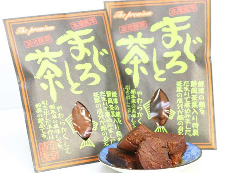 ★静岡名産カネヨオリジナルセット★ かつおとまぐろの創作佃煮3種・鮪のとろ煮・ほたるいかのやわらか煮