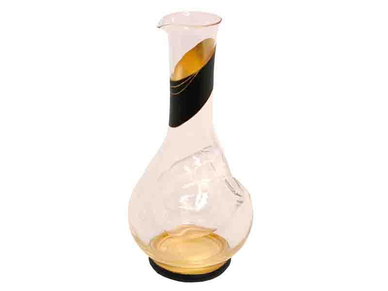 長い伝統を守り新しい文化と融合させた『酒器』ワインクーラー 〜金銀箔でまとったガラス器が魅せる美しさ〜 外国の方へのギフトにもおすすめ