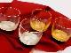 長い伝統を守り新しい文化と融合させた『酒器』酒盃 〜金銀箔がグラスの底でお酒を美しく演出〜 外国の方へのギフトにもおすすめ