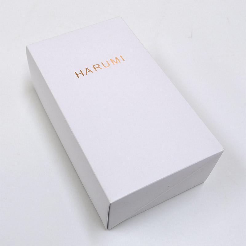 HARUMI アロマキャンドル&バスソルト (ギフトBOX入り)