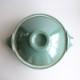 やまほん陶房・青磁釉9寸土鍋