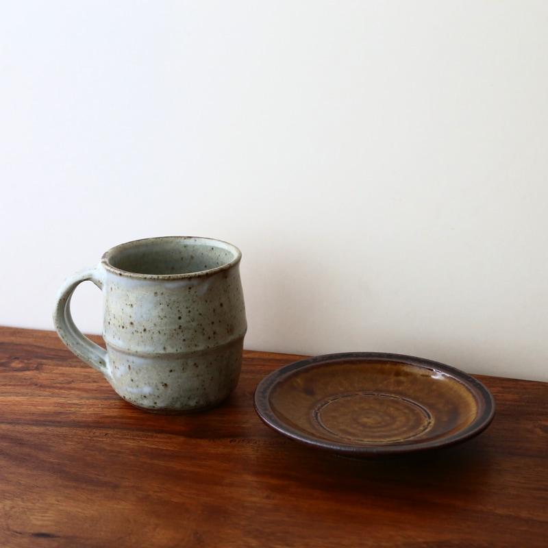 かじや窯・タル型マグカップ
