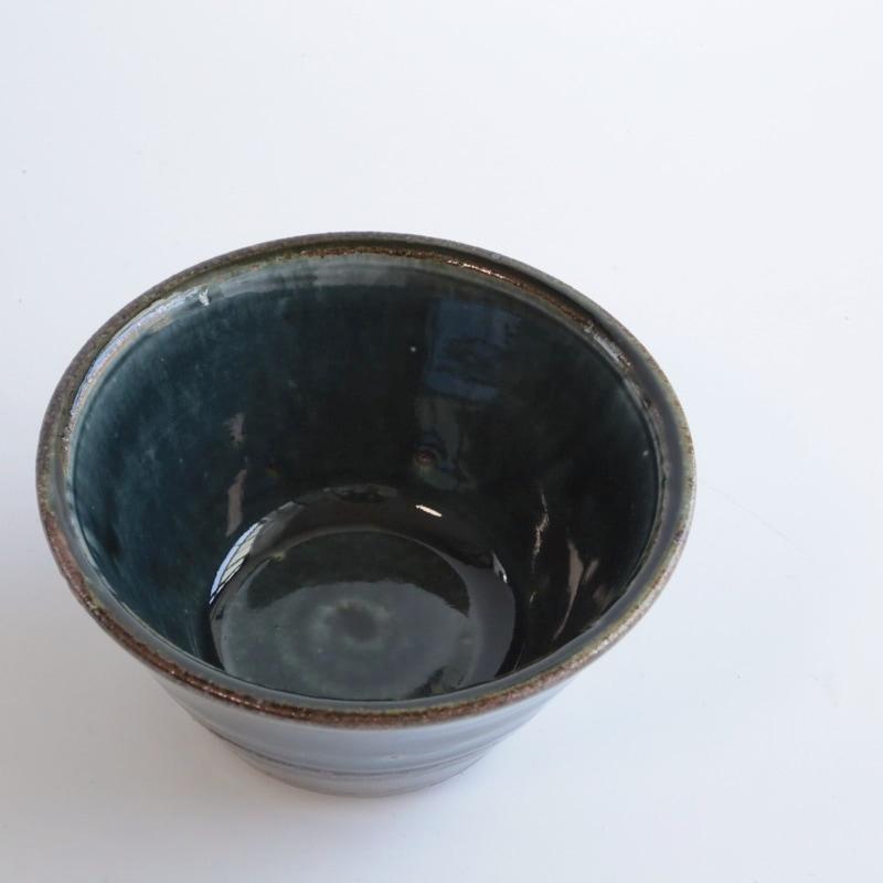 かじや窯・呉須切立小鉢