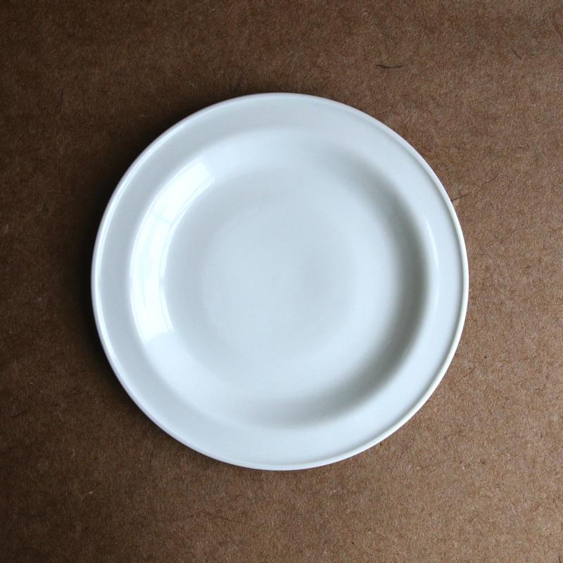 大日窯・7.8寸リム皿