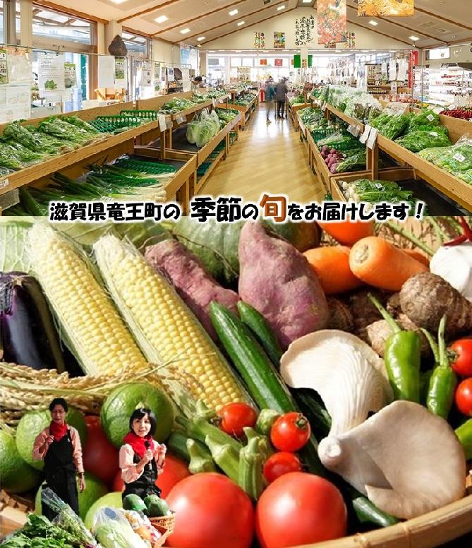野菜ソムリエが選ぶ旬の野菜セットM