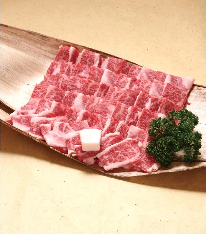 近江牛 焼き肉用(カルビ400g)