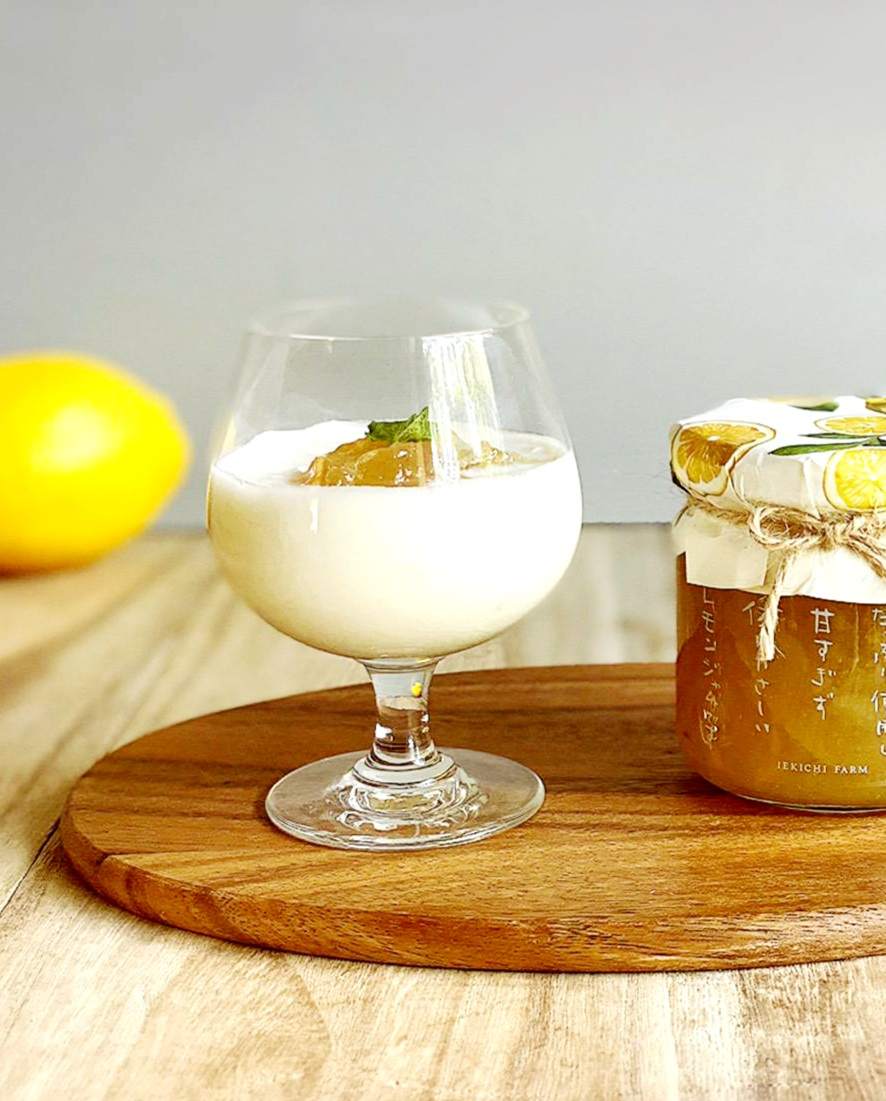 いえきち農園のレモンジャム