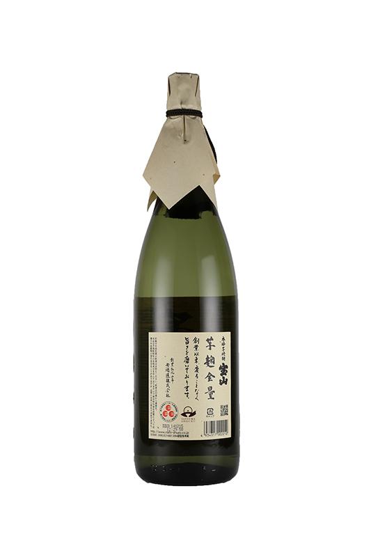 白箱/宝山 芋麹全量 1800ml