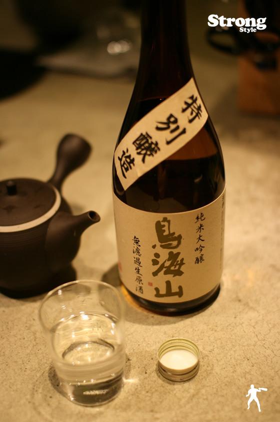 カガタヤ限定PB/鳥海山 純米大吟醸 生原酒 美山錦 1800ml