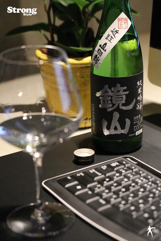 鏡山 純米吟醸 1800ml