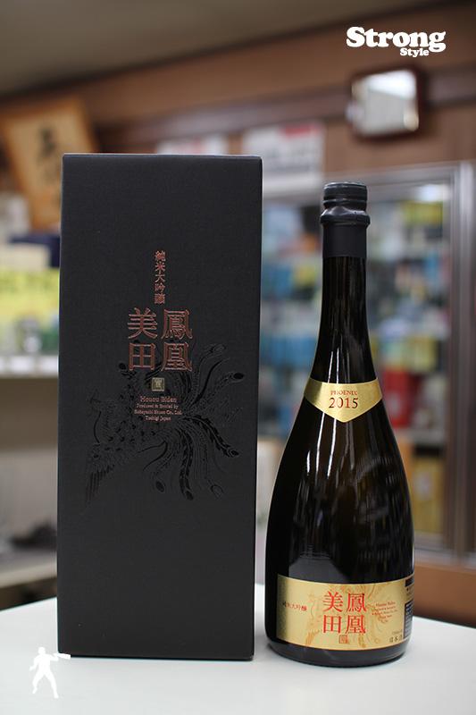 鳳凰美田 2019 Gold Phoenix 純米大吟醸原酒 愛山 750ml