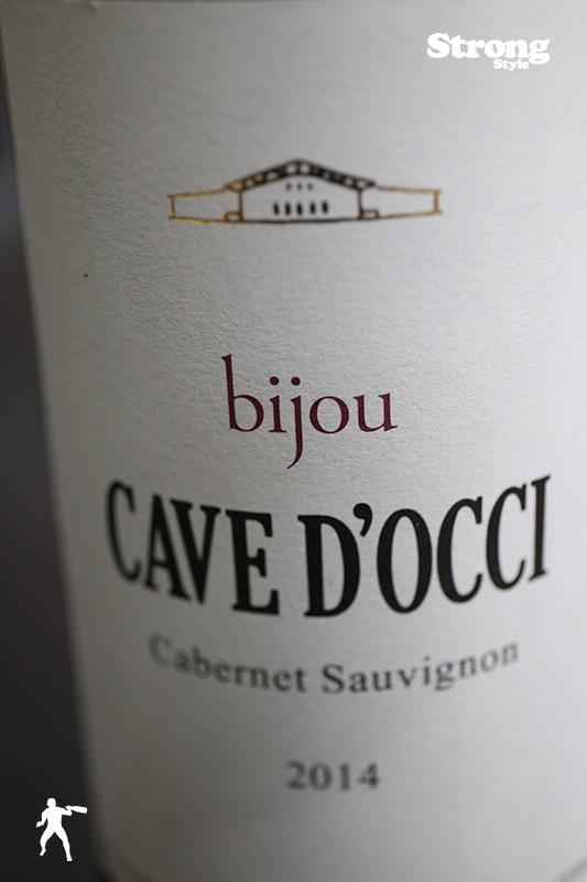カーブドッチ CAVE D'OCCI カベルネ・ソーヴィニヨン 750ml