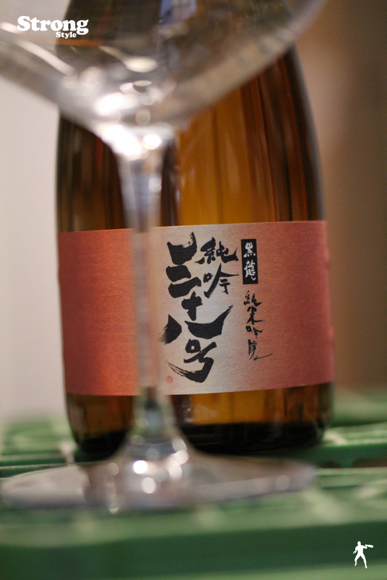 秋酒/黒龍 三十八号 純米吟醸 720ml