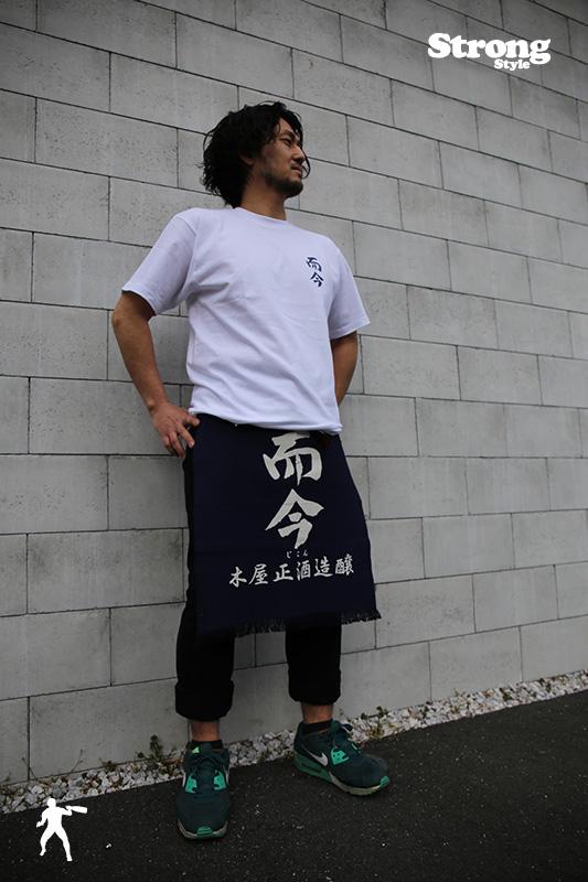 [Lサイズ]而今 Tシャツ