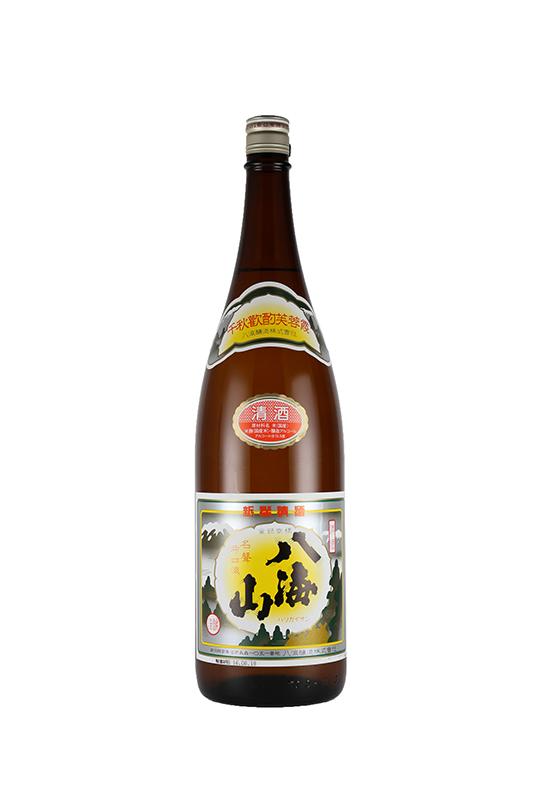 清酒 八海山 黄色ラベル(普通酒)1800ml