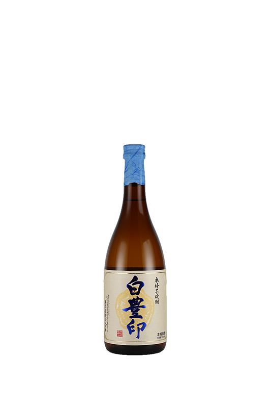 宝山 白豊印 芋焼酎 720ml
