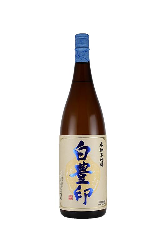宝山 白豊印 芋焼酎 1800ml