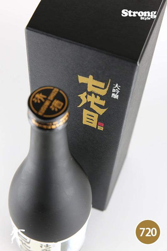 清泉 七代目 大吟醸 720ml