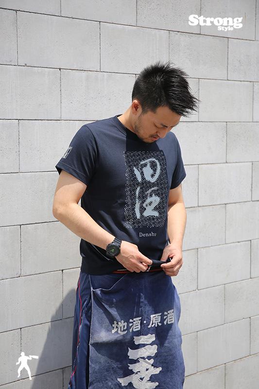[Lサイズ]田酒 Tシャツ第七弾