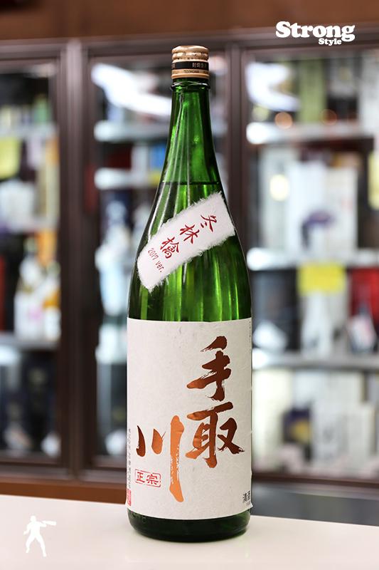 手取川 冬林檎 2018Ver. 純米吟醸 1800ml