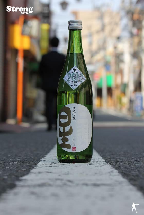 三連星 純米吟醸 山田錦 無濾過生原酒 720ml