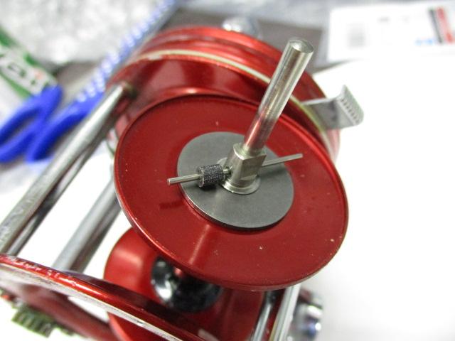 アブ [アベイル大 2個] オールド1mmピン対応 遠心 ブレーキブロック 6500 5500 4600 雷魚 カゴ