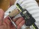 82mmストレートショートコルク アブ/ダイワ/シマノ(M7の場合:アダプタ必要)向け ハンドル [ナット別売] 雷魚 カゴ
