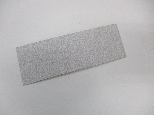 400番 シール付き 空研ぎペーパー ベアリング付クリックアンドコグ 加工用 ベストタックル 塩ビ アブ 雷魚 カゴ