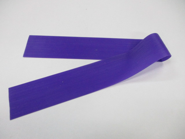 シリコンラバースカート 紫 フロッグチューニング 雷魚 ライギョ ラバージグ タイラバ