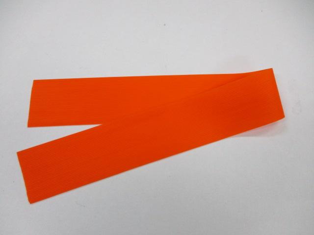 シリコンラバースカート オレンジ フロッグチューニング 雷魚 ライギョ ラバージグ タイラバ