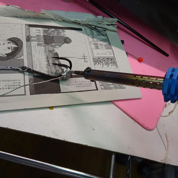 アクティブ 鉛シール リードシール 強力粘着剤付き 1.0mm ルアーウェイト調整用 雷魚 ライギョ フロッグ チューニング