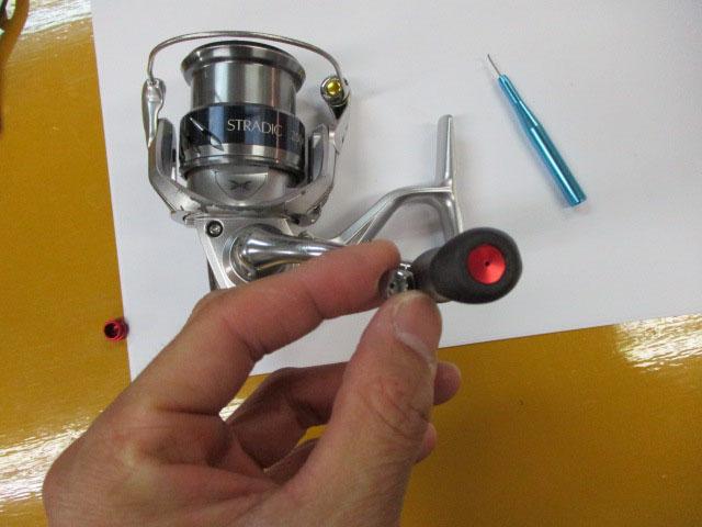 AMO製 汎用ノブキャップ9.1mm 水色2個 シマノ アブ 雷魚 カゴ ジギング リール