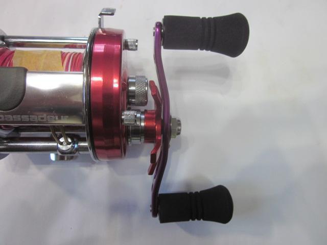 紫オフセット黒エバ 90:3.3mm パワーハンドル
