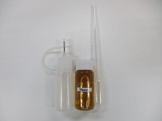 ベストタックル ケミカルチューニング オイル ヘビー 10ml スポイト ボトル付 雷魚 カゴ