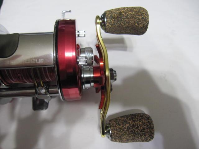 S字オフセット ショートコルク 金ゴールド パワーハンドル 85mm-3.2