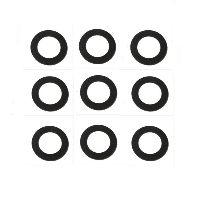 シム 8-13-0.1,0.2,0.3 ステン各3枚 シマノ ダイワ 向け