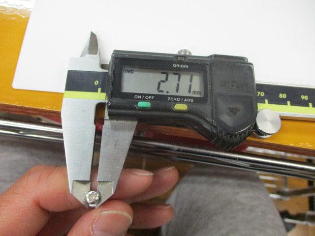先端 ビットのみ ルーター用 3mm 円盤用 ロッドビルディング メイキング ダイヤモンドカッター部品