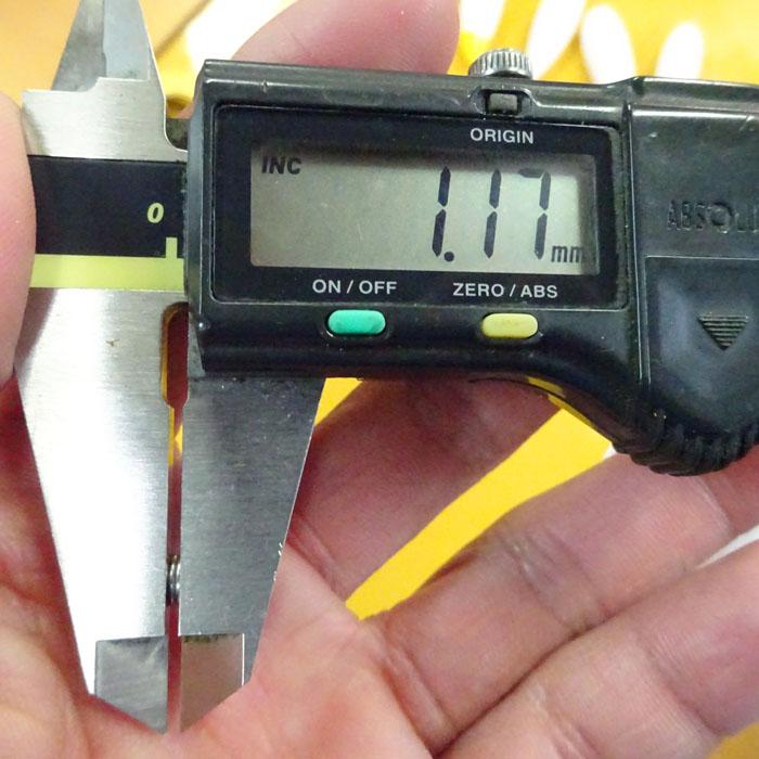 スミス 強化スプリットリング ステンレス シルバー #2 雷魚 フロッグ スイベル連結