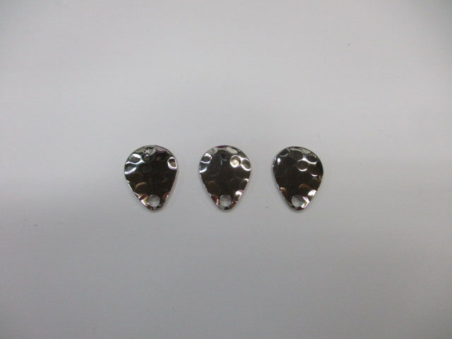ブレード コロラドハンマード 銀 #0 (3個) フロッグ 日本の部品屋さん 雷魚 ライギョ チューニング